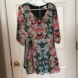 NWT size 5 floral dress